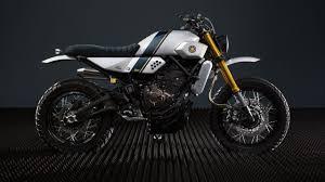 Yard Built XSR700 by Bunker <b>Custom Motorcycles</b>