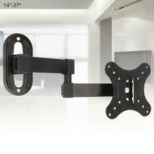<b>Universal</b> TV <b>Wall Mount</b> Bracket Swivel Full Motion Tilt <b>VESA 14</b> ...