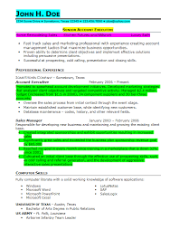 prior military resume example military resume example