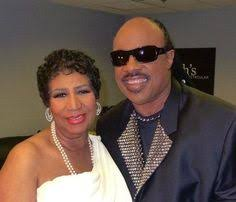 Image result for images of stevie wonder with aretha franklin