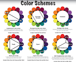 Images & Illustrations of color scheme
