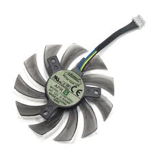 New 75MM <b>T128010SU</b> VGA Cooler Fan Replacement For ...