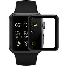 Купить <b>защитное стекло</b> coteetci <b>full glue</b> glass 4d для apple watch ...