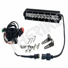 "2x 36w Ultra Spot 7"" Light Bar OSRAM <b>LED Off Road</b> Fog Hyper ..."
