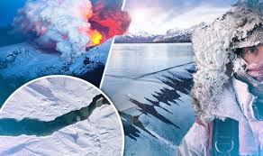 GLOBAL FREEZING: <b>15</b>-<b>year</b> ICE <b>AGE</b> to hit in just 4 <b>years</b> as the ...