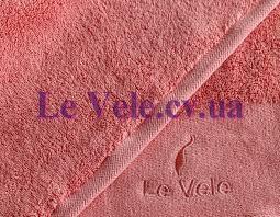 <b>Полотенце</b> махровое Le Vele ZERO TWIST <b>PINK 100х150</b>