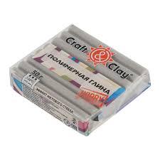 """""""Craft&Clay"""" полимерная <b>глина</b> CCH эффект <b>матового</b> стекла 50 г ..."""