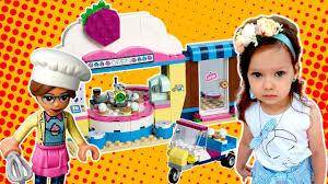 Лего френдс <b>Кондитерская Оливии</b> | <b>Lego</b> friends Olivia's ...