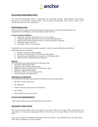accounts receivable resume sample best business template accounts receivable duties resume sample customer service resume inside accounts receivable resume sample 3228