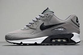 nike air max 90 essential sport grey black black grey nike air