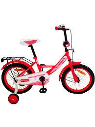 "<b>Велосипед</b> 14"" <b>Nameless VECTOR</b>, <b>красный</b>/<b>белый Nameless</b> ..."