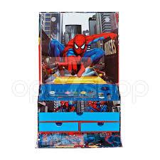 <b>Набор</b> для детского <b>творчества Spider</b> Man из 54 предметов