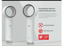Xiaomi <b>F1 Hand-held Bladeless</b> Fan offered for $10.99(ccoupon)