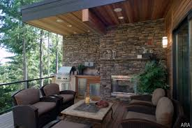 outdoor living room furniture house outdoor living room ideas design plans stones wall and luminated with
