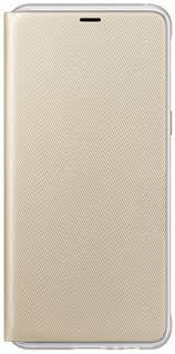 Купить <b>Чехол</b>-<b>книжка Samsung</b> Neon <b>Flip</b> Cover A8 (2018) Gold по ...