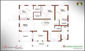 Bedroom Ranch House Plans Bedroom House Plans Kerala Style    Resolution