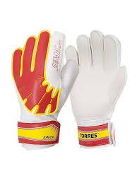 <b>Перчатки вратарские</b> тренировочные <b>TORRES Junior</b>. <b>TORRES</b> ...