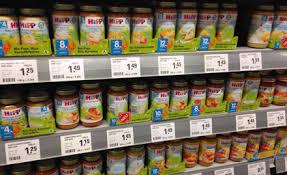 Bildergebnis für HIpp baby nahrung in germany