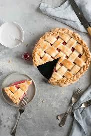 Rhubarb <b>Strawberry</b> Pie   Anna Banana