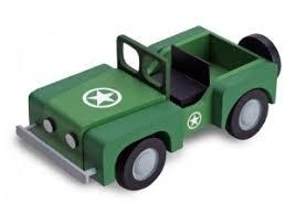 <b>Сборная деревянная модель автомобиля</b> Artesania Latina 4x4 Car