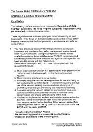 hartley attach rd pdf mae hwn yn fersiwn html o atodiad i r cais rhyddid gwybodaeth food hygiene