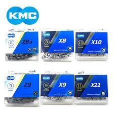 new <b>KMC</b> Original <b>X11</b>.<b>93 X11</b> X10 X9 Z9 X8 Z8 Chains 116 118L ...