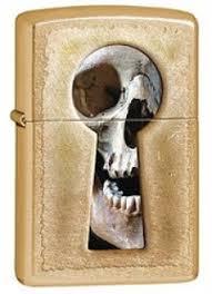 <b>Зажигалка Zippo Keyhole</b> Skul 28540 - Зажигалки Zippo - Лампа ...