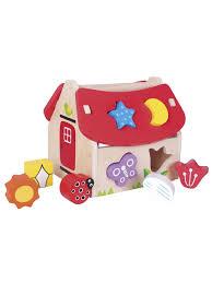 <b>Сортер</b> (домик) <b>New Classic Toys</b> 13878956 в интернет-магазине ...