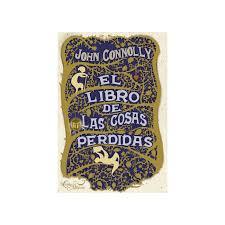 El libro de las cosas perdidasd de John Connolly