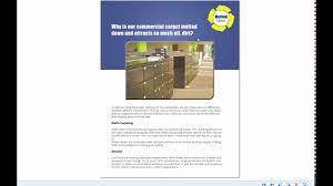 carpet cleaning content marketing flyer carpet cleaning content marketing flyer