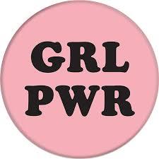 <b>Grl Pwr Popsocket</b>