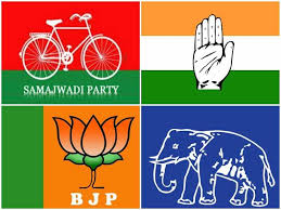 Image result for UP EXIT POLL
