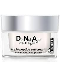 <b>Dr</b>. <b>Brandt do not</b> age triple peptide eye cream, 0.5 oz & Reviews ...