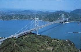愛媛県と広島県を結ぶ、しまなみ海道♪♪