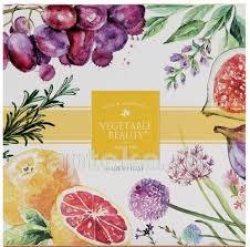 Vegetable beauty <b>подарочный набор</b> n2/<b>мыло натуральное</b> 4х100,0