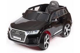 <b>Электромобиль Jiajia Audi</b> Q7 - JJ2188-B | детский транспорт с ...