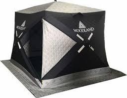 <b>Палатки</b> для <b>зимней</b> рыбалки <b>WoodLand</b>