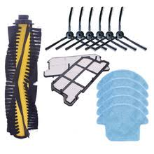 <b>Roller brush</b> + <b>side</b> mop For ilife v7s pro V7 robot vacuum cleaner ...