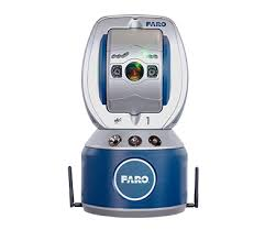 FARO Portable <b>Laser</b> Trackers Vantage for high-accuracy measuring