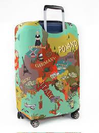 Чехол для чемодана, Размер M 65*75 см, серия <b>Travel</b>, дизайн ...