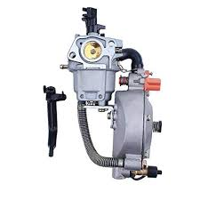 Carburetor Dual Fuel Conversion Kit for Honda GX160 GX200 <b>168F</b> ...