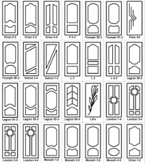 <b>Дверные накладки</b> МДФ из дерева в Челябинске