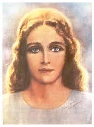 A jovem Maria