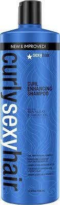 <b>Шампунь для кудрей</b> Sexy Hair Curl Enhancing Shampoo, 1000 мл