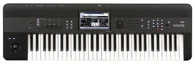 <b>Синтезатор KORG Krome 61</b> — купить по выгодной цене на ...