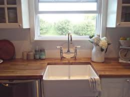 white and wood kitchen table