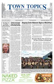 town topics newspaper by erspoon media group town topics newspaper 2 2015 by erspoon media group issuu