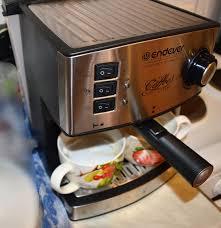 <b>Кофеварка</b> рожковая <b>ENDEVER Costa</b>-<b>1060</b>