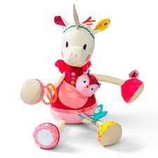<b>Lilliputiens</b> единорожка Луиза: развивающая игрушка: 86779, 3 ...