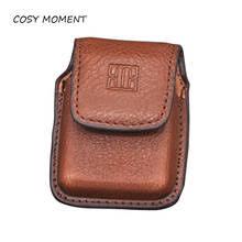 Сумка для <b>зажигалки</b> COSY MOMENT, кожаный <b>чехол</b> для ...